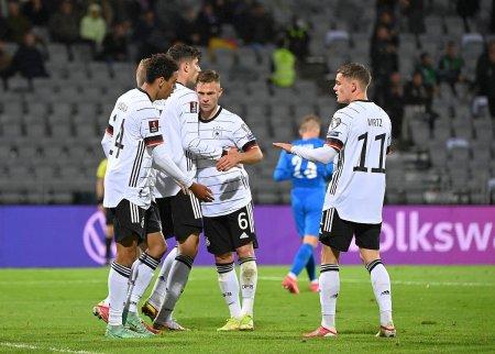 Kai Havertz, gest surprinzator in meciul cu Islanda! Ce a facut pentru Werner