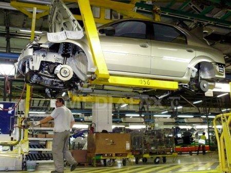 In primele opt luni, productia de <span style='background:#EDF514'>AUTOTURISME</span> a ajuns la 286.038 unitati. Uzina cu cele mai multe masini noi