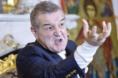 Gigi Becali, transant in privinta arbitrului delegat la FCSB - Dinamo: Ce vreti sa fac? Sa incepem cu circul de acum?