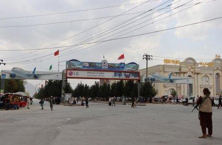 Talibanii au autorizat primul zbor comercial de pe <span style='background:#EDF514'>AEROPORTU</span>l din Kabul, de la plecarea americanilor