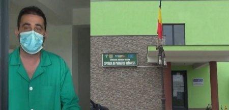 Managerul de spital care a amenintat cu violul si bataia o asistenta a scapat cu o mustrare: Mars, jigodia dracu´! VIDEO