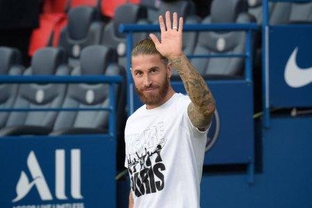 Sergio Ramos trebuie sa mai astepte pentru debutul la PSG! Anuntul facut de parizieni