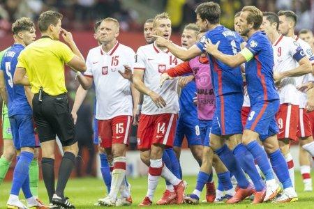 Caz nou de rasism la meciul Polonia - Anglia! Reactia federatiei poloneze