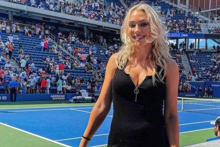 Talismanul sfertfinalistului de la US Open a intors toate privirile la New York: imagini tari postate pe retelele de socializare