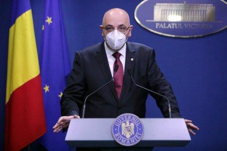 Cod rosu de COVID in Romania! Raed Arafat a facut anuntul: Unde s-au impus restrictii