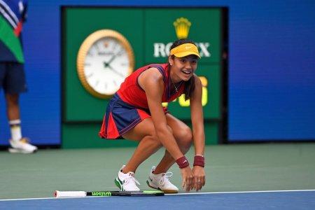 E pe un val nebun de tinerete si incredere » Alexandra Dulgheru o analizeaza pe Emma Raducanu, inaintea sem<span style='background:#EDF514'>IFIN</span>alei de la US Open. Ce pronostic a dat