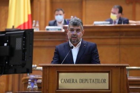 Marcel Ciolacu, despre intrarea la guvernare cu PNL: Este exclus in acest moment
