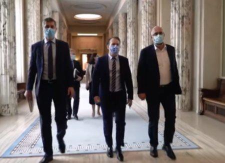 VIDEO | PNL si USRPLUS, doi 'soti' care se acuza ca au PSD pe post de amanta. Dan Barna neaga negocieri cu Marcel Ciolacu, dar il acuza pe Citu