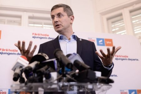 Dan Barna: Ideea ca noi, USR, am negocia functia de prim-ministru cu PSD este ridicola