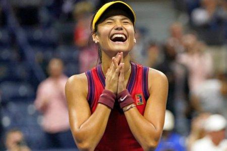 De necrezut! Emma Raducanu e in finala la US Open, dupa o noua victorie fulminanta! Adversara din finala