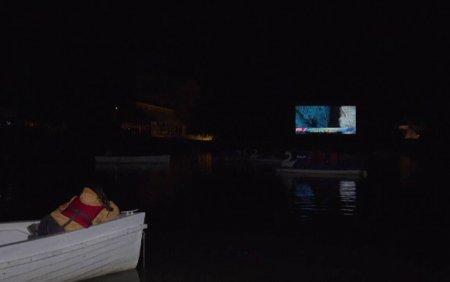 Filme urmarite din barca. Documentarele despre incendiile din Grecia si furturile din padurile noastre, printre preferate