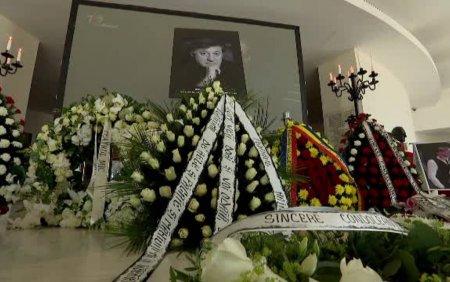 Ion Car<span style='background:#EDF514'>AMIT</span>ru va fi inmormantat azi la Cimitirul Bellu, pe Aleea Actorilor