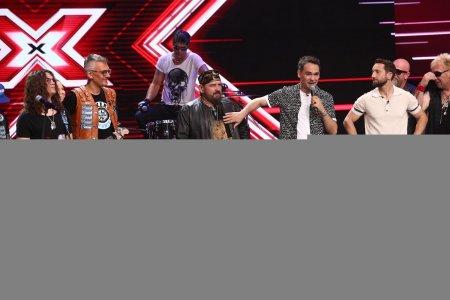 <span style='background:#EDF514'>CARGO</span> si Bikers for Humanity, moment impresionant la X Factor, astazi, de la 20.30, la Antena 1
