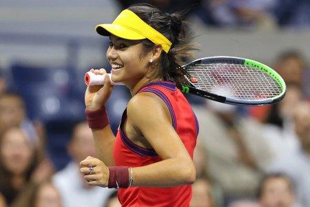 Finala inedita intre doua <span style='background:#EDF514'>ADOLESCENTE</span> la US Open
