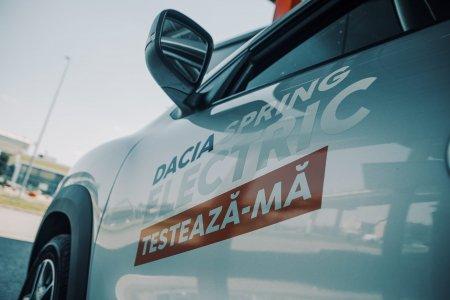 Dacia a anuntat cand va deveni o marca integral electrica, daca nu e prea tarziu