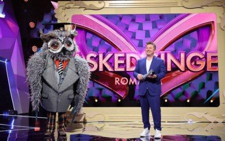Masked Singer Romania. Cine a fost Bufnita din prima editie sezonului 2