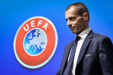 Scandal urias! UEFA ameninta ca Europa boicoteaza Mondialul! Ce vrea FIFA