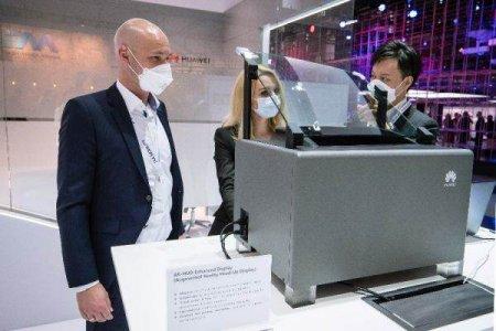 Huawei a prezentat cea mai recenta solutie de afisaj head-up cu realitate augmentata la IAA MOBILITY 2021