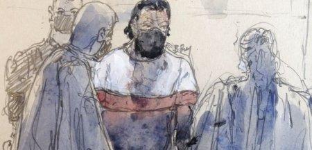 Franta, procesul Bataclan. Tupeu de terorist: Vreau sa stiu daca victimele din Siria si Irak vor putea lua cuvantul aici