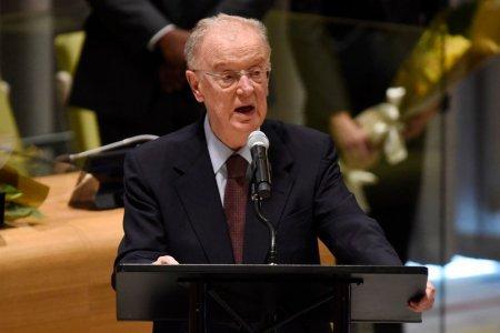 A murit fostul presedinte portughez care i-a ajutat pe refugiatii <span style='background:#EDF514'>SIRIENI</span> sa-si reia studiile