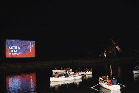 Canotorii romani medaliati la JO Tokyo au vaslit pentru a vedea un documentar, la Astra Film Festival