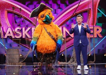 Cine este Papagalul de la Masked Singer sezonul 2? Miscarile mele au innebunit sexul frumos