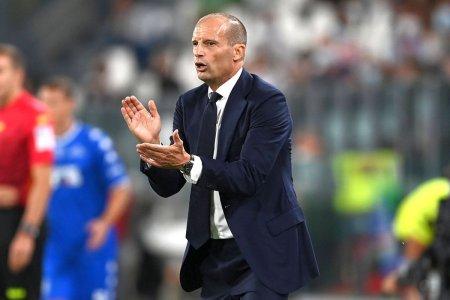 Juventus nu o subestimeaza pe Malmo! Allegri menajeaza 5 jucatori la derby-ul cu Napoli