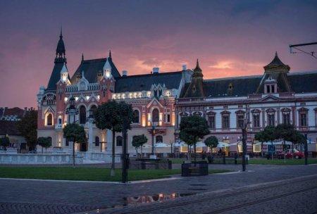Palatul Episcopal Greco-Catolic din Oradea, distrus in <span style='background:#EDF514'>INCENDIUL</span> din 2018, va fi reabilitat. Valoarea totala a investitiei