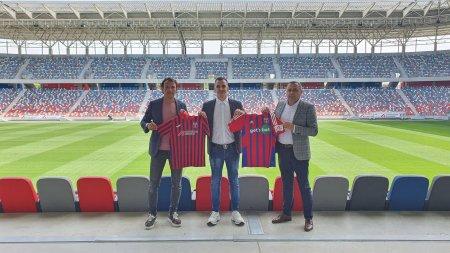 International Alexander, noul sponsor principal al echipei <span style='background:#EDF514'>STEAUA</span> Bucuresti! (VIDEO)