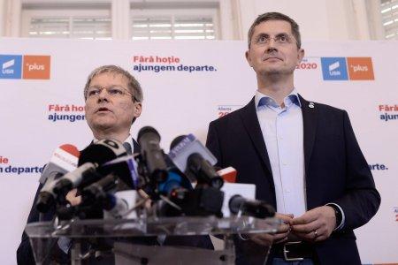 Ciolos: USR PLUS sa propuna viitorul premier. Daca nu avem garantia ca facem reforme, mai bine in Opozitie