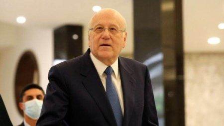 DUPA 13 LUNI DE ASTEPTARE  Libanul are un nou guvern