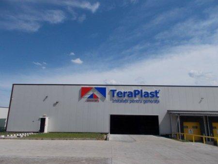 Grupul TeraPlast achizitioneaza linia de productie de folii din polietilena a Brikston Construction Solutions. Activele vor fi relocate la fabrica din Nasaud