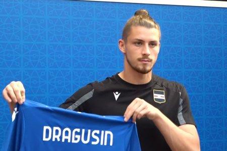 Radu Dragusin, primul interviu ca jucator al Sampdoriei: