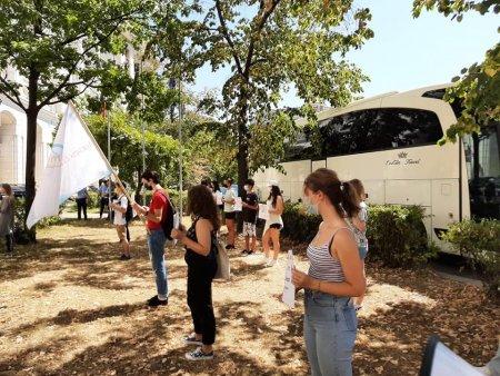 Mai multe asociatii de elevi vor protesta in Piata Victoriei, in prima zi de scoala. Ce revendicari au