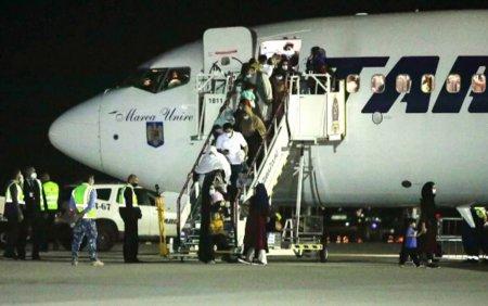 Cei 139 de afgani ajunsi in Romania vor primi cazare gratuita si diurna de aproximativ 12 lei pe zi