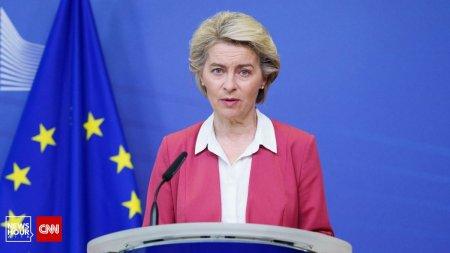Ursula von der Leyen vine in Romania pentru a semna acordul pentru PNRR