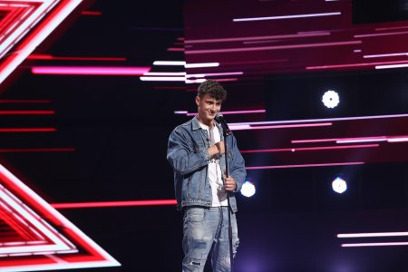 X Factor 2021, 10 septembrie. Yarin Andrei Lupu si-a demonstrat <span style='background:#EDF514'>PASIUNE</span>a pentru muzica prin piesa Broken Bones