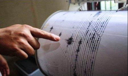 Cutremur cu magnitudinea 4 in judetul Buzau