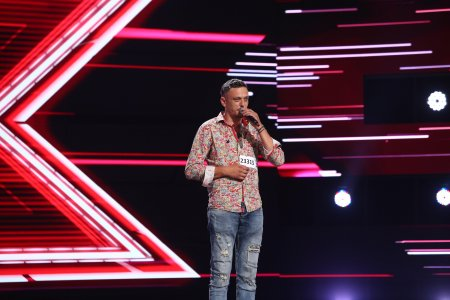 X Factor 2021, 10 septembrie. Radu Felix Badila, <span style='background:#EDF514'>VOCEA</span>-surpriza care l-a impresionat pe Ștefan Banica cu piesa Tennessee Whiskey