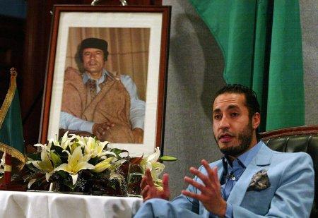 In ce tara s-a stabilit fiul fostului dictator Muammar G<span style='background:#EDF514'>ADDA</span>fi