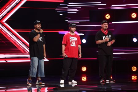 X Factor 2021, 10 septembrie. Trupa Hip Hop <span style='background:#EDF514'>FERENTARI</span> au pus povestea lor in versuri cu o piesa compozitie proprie