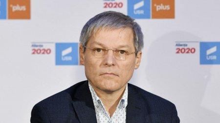 Dacian Ciolos se declara progresist si traditionalist in competitia pentru sefia USR-PLUS