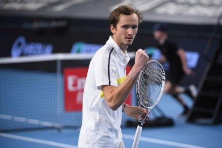 US Open 2021. Rusul Daniil Medvedev, primul finalist in proba masculina de simplu