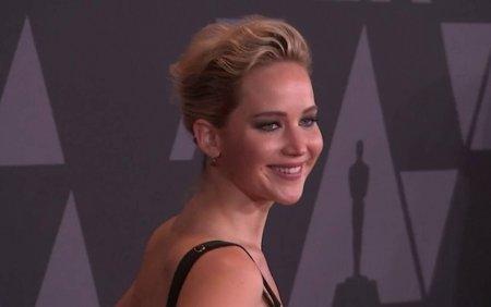 Actrita Jennifer Lawrence va deveni mama pentru prima oara