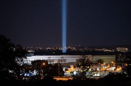 Turnul Luminii, un omagiu pentru victimele de la Pentagon