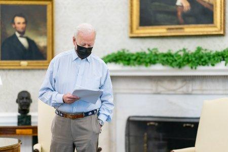 Indemnul cotidianului The Washington Post pentru presedintele Joe Biden