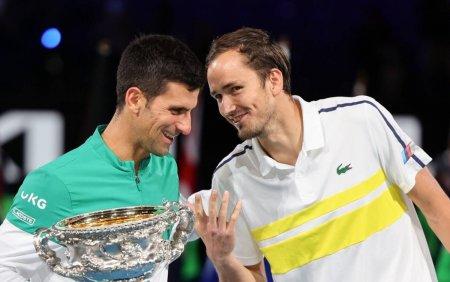 Novak <span style='background:#EDF514'>DJOKOVIC</span> - Daniil Medvedev, finala masculina de la US Open