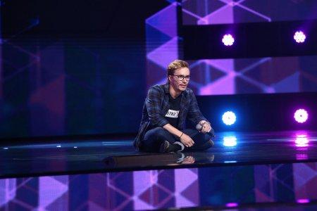 Juratii X Factor, uluiti de un concurent din noul sezon X Factor. Claudiu Moise nu poate vorbi, dar canta: Ce putere are muzica!
