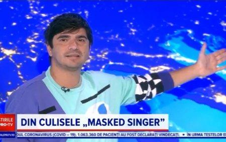 Detectivul de la Masked Singer dezvaluie din culise: Sunt niste oameni la care nu v-ati fi gandit niciodata