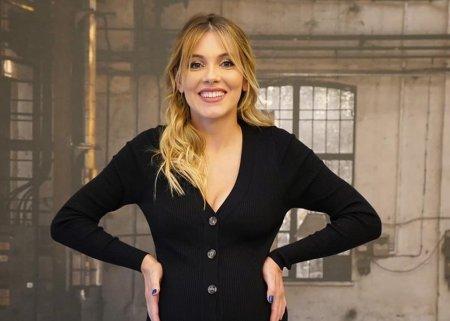 Motivul pentru care Andreea Ibacka a fost nevoita sa sara gardul din curtea casei, in luna a 9-a de sarcina.